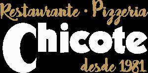 Logotipo PIZZERIA CHICOTE SIMÓN BOLIVAR 15 VIGO